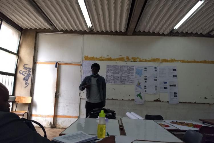 Naivasha Site Planning Studio Presentation