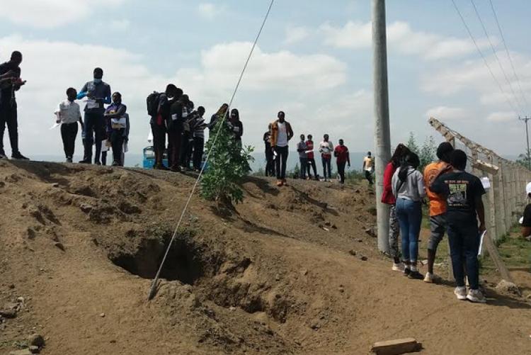 Site Plan - Mai-Mahiu, Nakuru County